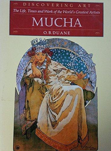 9781860191558: Discovering Art Mucha