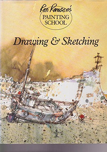 9781860191862: Ron Ranson's Painting School: Drawing & Sketching