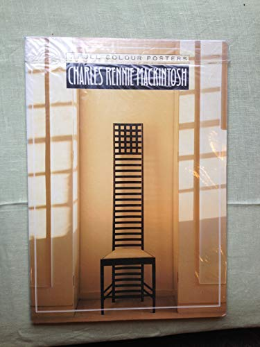 9781860191916: Rennie MacKintosh (Posterbooks)