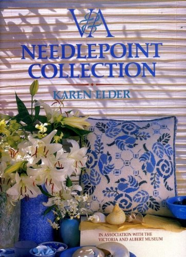 V&A NEEDLEPOINT COLLECTION. In Association with The Victoria and Albert Museum.