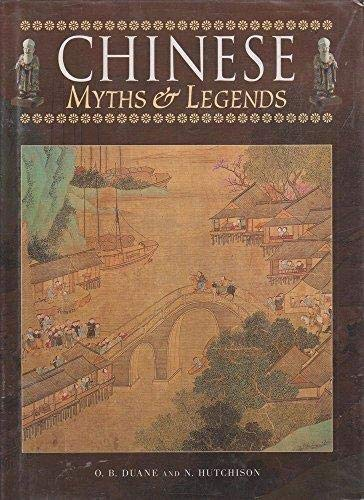 9781860192227: Chinese Myths and Legends (Myths & Legends) (English and Spanish Edition)