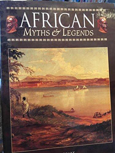 9781860193675: African Myths & Legends (Myths and Legends Series)