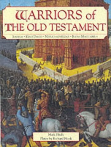 Warriors of The Old Testament Joshua; King: Healy, Mark Plates