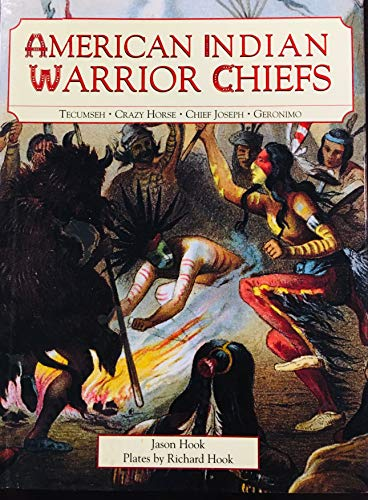 9781860194306: American Indian Warrior Chiefs