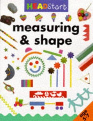 9781860195211: Measuring and Shape (Headstart 5-7)