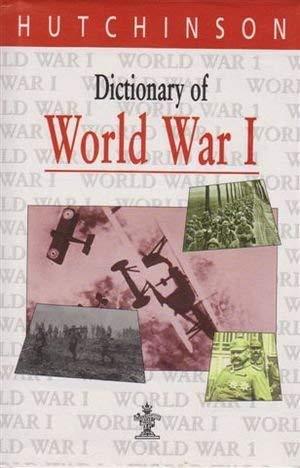 Dictionary of World War I.: Hogg, Ian Vernon