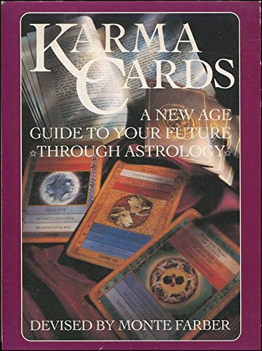 Karma Cards: A New Age Guide to: Farber, Monte