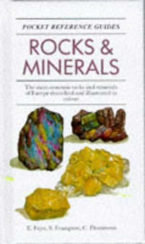 9781860197703: Rocks and Minerals (Pocket Reference Guides) (English and Spanish Edition)