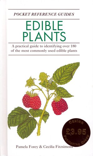9781860197765: Edible Plants (Pocket Reference Guides)