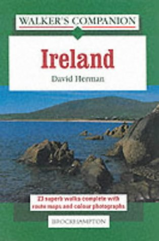 Ireland (Walker's Companion) (1860198791) by David Herman; Michael J. Stead