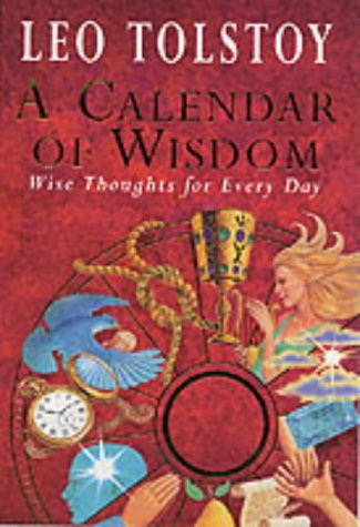 9781860198946: A Calendar of Wisdom: Wise Thoughts for Every Day