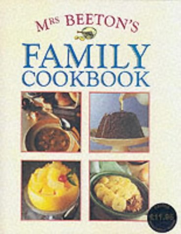 Mrs. Beeton's Family Cookbook (or Cookery) (1860199232) by Mrs. Beeton