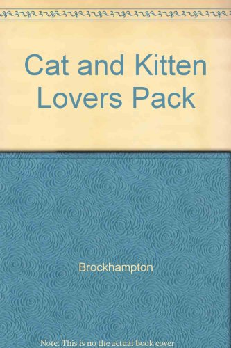 The Ultimate Cat and Kitten Lovers Gift Box