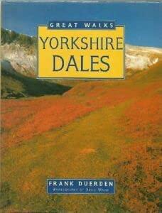 9781860199639: Yorkshire Dales (Great Walks)