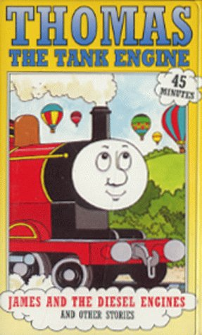 9781860210211: James the Diesel Engine and Other Stories (TempoREED)