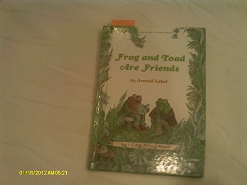 9781860211003: Frog and Toad are Friends