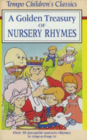 9781860220227: A Golden Treasury of Nursery Rhymes (Tempo Childrens Classics)