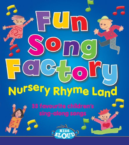 Fun Song Factory Nursery Rhyme Land (Day: Unknown Artist