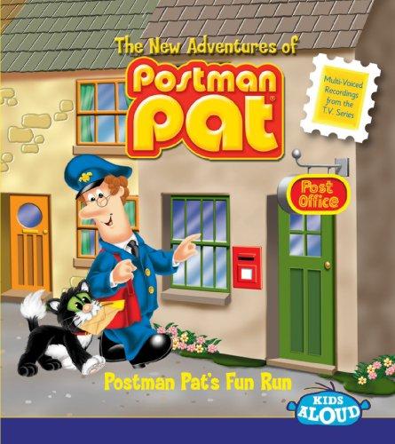 9781860224768: Postman Pat's Fun Run