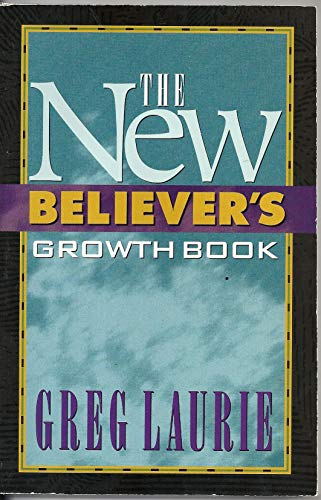 9781860240041: New Believer's Growth Book
