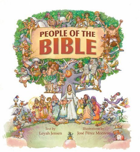 9781860245411: People of the Bible