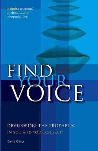 Find Your Voice: Oliver, David