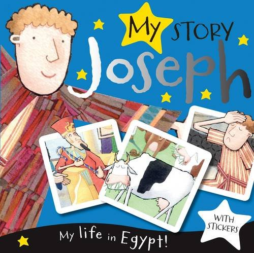 9781860248696: My Story Joseph (Includes Stickers)