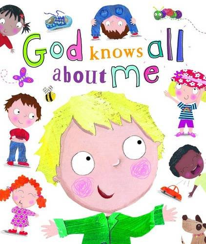 9781860249501: God Knows All About Me (Revised)