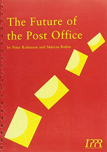 The Future of the Post Office: Peter Robinson