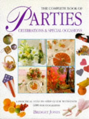 9781860350276: The Complete Book of Parties, Celebrations and Special Occasions