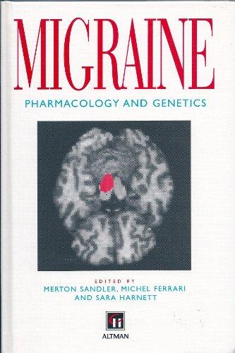 9781860360060: Migraine: Pharmacology and Genetics (Hodder Arnold Publication)