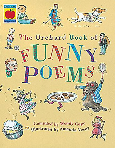 9781860391019: The Orchard Book Of Funny Poems (Books for Giving)