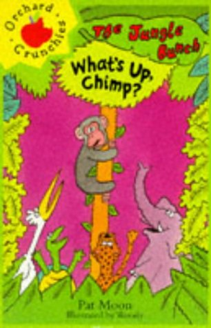 9781860392399: What's Up Chimp? (The Jungle Bunch)