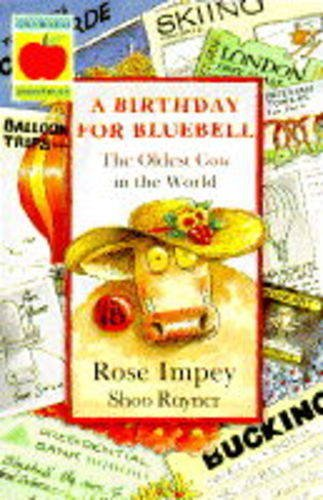 9781860393075: A Birthday for Bluebell: The Oldest Cow in the World (Book & Tape Packs / Sets)