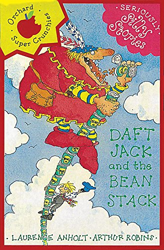 9781860393235: Daft Jack and the Bean Stack (Orchard Readalones)