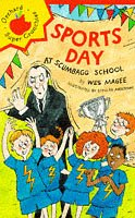 9781860393389: Sports Day at Scumbagg School