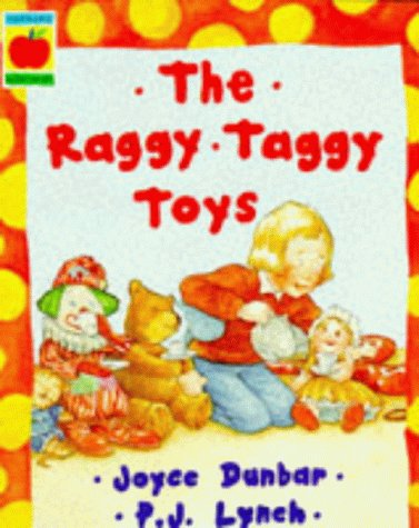 9781860394140: Raggy Taggy Toys (Orchard Paperbacks)