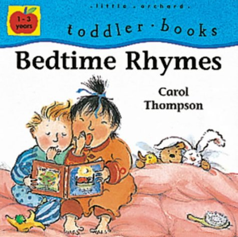 9781860394850: Bedtime Rhymes (Toddler Books)