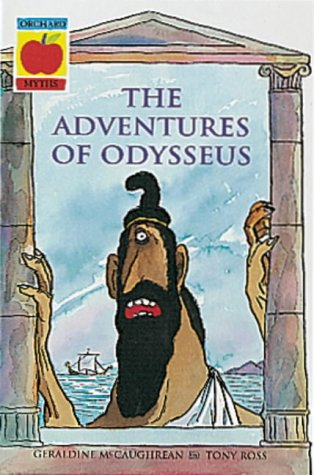 9781860395260: The Adventures of Odysseus (Orchard Myths)