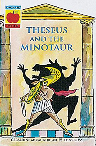 9781860395291: Theseus And The Minotaur and Other Greek Myths