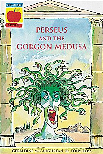 9781860395314: Perseus and The Gorgon Medusa (Greek Myths)