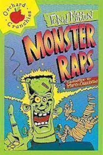 9781860396915: Monster Raps (Rap Rhymes)