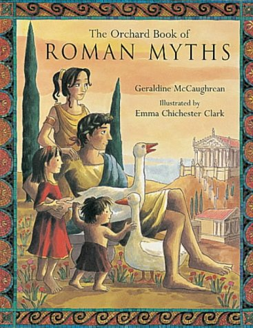 9781860397530: The Orchard Book of Roman Myths