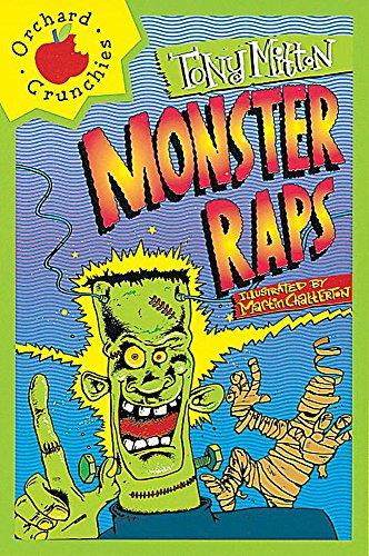 9781860398827: Raps: Monster Raps