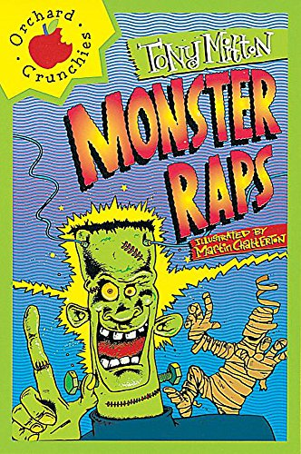 Monster Raps (Rap Rhymes) (1860398820) by Tony Mitton; Martin Chatterton