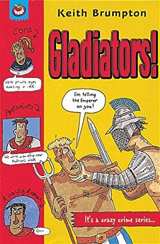 9781860399206: Gladiators! (Rome & Away)