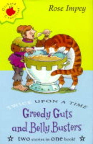 9781860399596: Greedy Guts and Belly Busters (Twice Upon a Times)