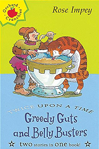 9781860399602: Greedy Guts and Belly Busters (Twice Upon a Times)