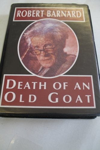9781860424182: Death of an Old Goat: Unabridged