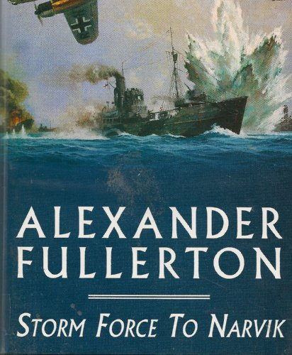 9781860424229: Storm Force to Narvik: Unabridged